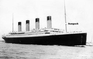 Was Unternehmer von der Titanic lernen können Titelbild